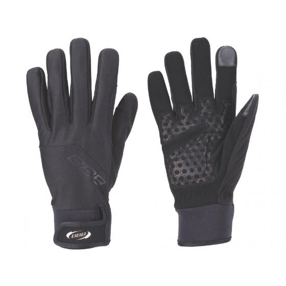 Перчатки велосипедные BBB ControlZone black (BWG-21)