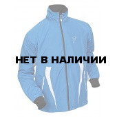 Куртка беговая Bjorn Daehlie Jacket CHARGER Methyl Blue/Black (синий/черный)