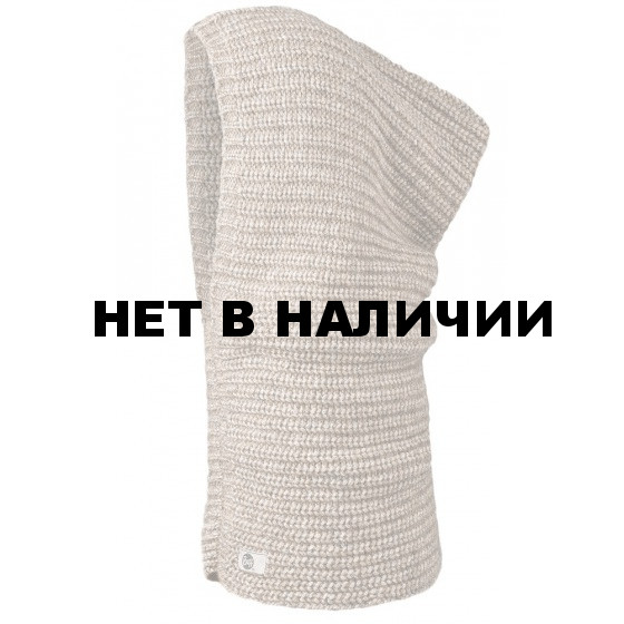 Шарф BUFF 2015-16 HOOD BUFF@ TRAPPED OYSTER GRAY