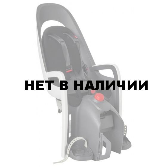 Детское кресло HAMAX CARESS W/CARRIER ADAPTER серый/белый/черный