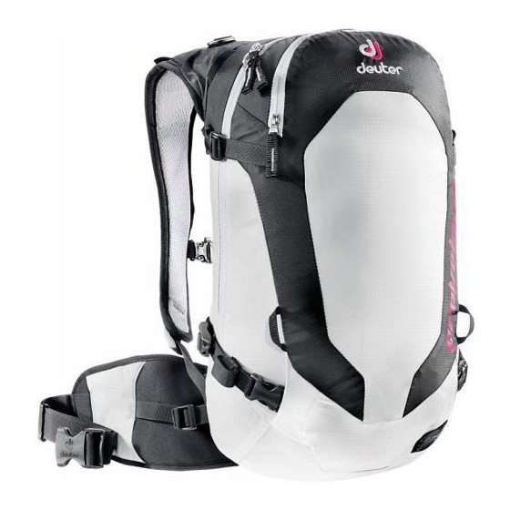 Рюкзак Deuter 2015 Alpine Winter Provoke 14 SL white-black