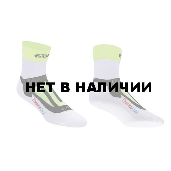 Носки BBB ErgoFeet neon yellow (BSO-04)