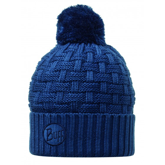 Шапка BUFF 2015-16 KNITTED HATS BUFF AIRONBLUE