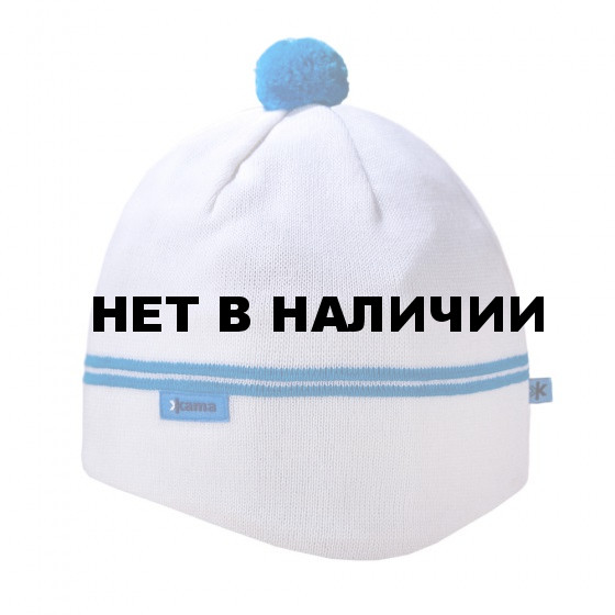Шапка Kama 2016-17 A64 white