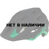 Летний шлем ALPINA Carapax black-green