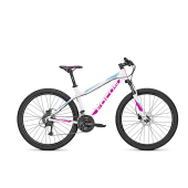 Велосипед FOCUS WHISTLER CORE 27 DONNA 2016 WHITE