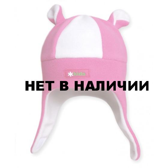 Шапка Kama B44 (pink) розовый