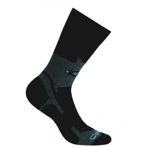 Носки ACCAPI SOCKS TREKKING ULTRALIGHT black (черный)