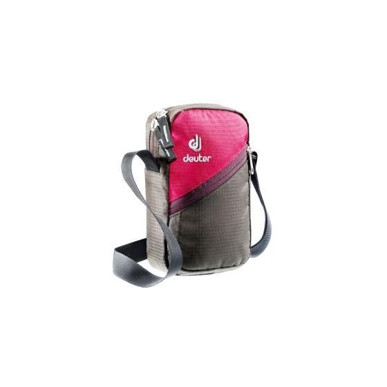 Сумка на плечо Deuter 2015 Shoulder bags Escape I raspberry-coffee