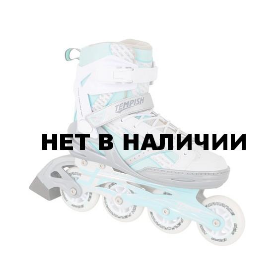 Роликовые коньки TEMPISH 2015 Fitness DELTA Серебро