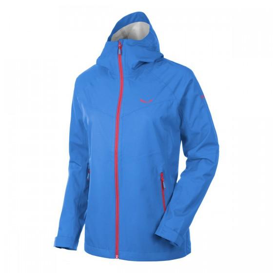 Куртка для активного отдыха Salewa 2016 PUEZ (AQUA 3) PTX W JKT royal blue/1780