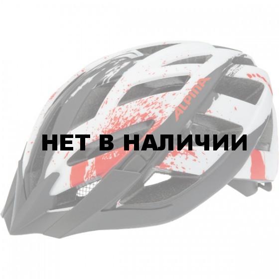 Летний шлем ALPINA Panoma L.E. black-white-red