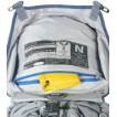 Рюкзак Deuter 2015 Aircontact Lite ACT Lite 40 + 10 black-granite