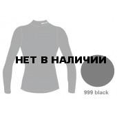 Футболка с длинным рукавом ACCAPI TECNOSOFT PLUS LONG SL.LUPETTO LADY (black) черный