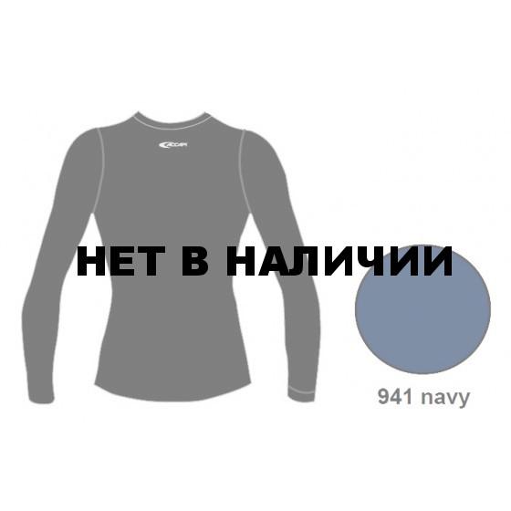 Футболка с длинным рукавом ACCAPI TECNOSOFT LONGSL.T-SHIRTUNISEX navy (синий)