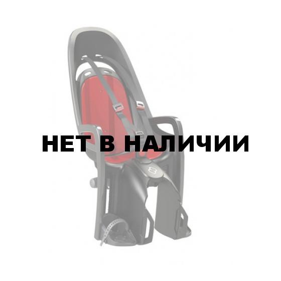 Детское кресло HAMAX CARESS ZENITH W/ CARRIER ADAPTER серый/красный