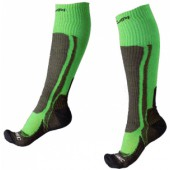 Носки ACCAPI SKIBIOCERAMIC green (зеленый)