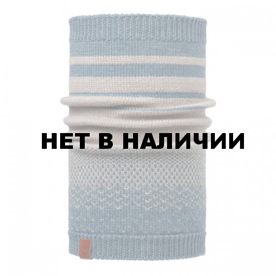 Шарф BUFF 2016-17 KNITTED NECKWARMER BUFF® MAWISTONE BLUE-STONE BLUE