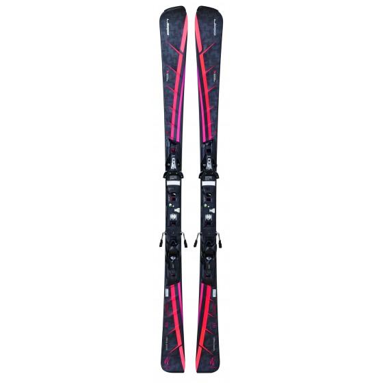 Горные лыжи с креплениями Elan 2015-16 SPEED MAGIC F ELW11.0