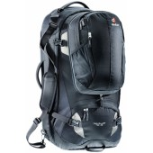 Рюкзак Deuter 2015 Travel Traveller 70 + 10 black-silver