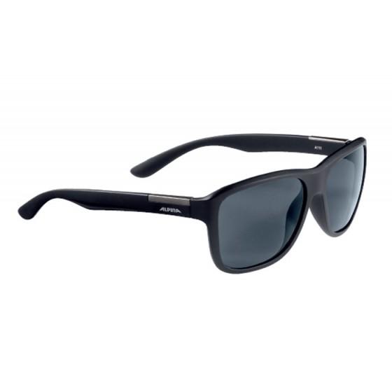 Очки солнцезащитные ALPINA 2016 CASUAL A 111 black matt