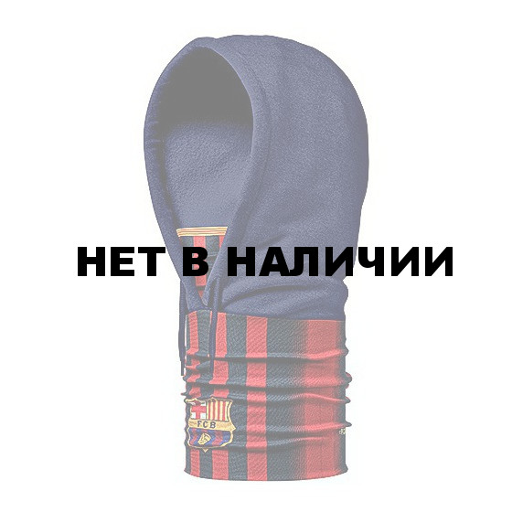 Капюшон BUFF LICENSES F.C. BARCELONA HOODIE BUFF 1ST EQUIPMENT NEW DESIGNBLACK POLARTEC