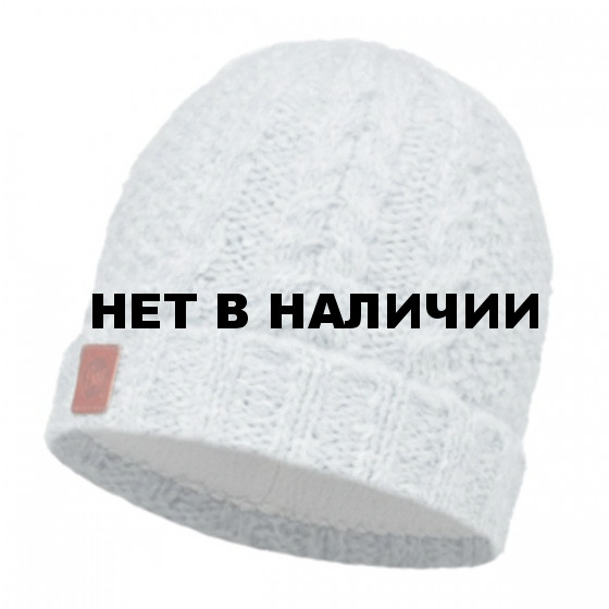 Шапка BUFF 2016-17 LEISURE COLLECTION KNITTED & POLAR HAT BUFF® AMBY SNOW