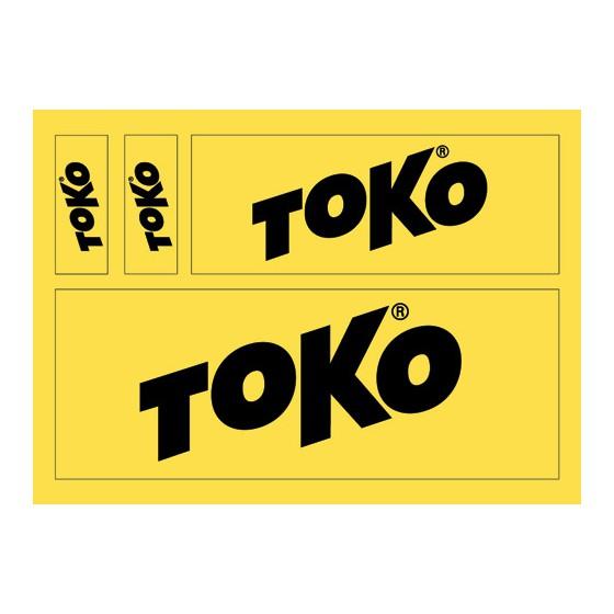 Наклейка TOKO TOKO Sticker Set