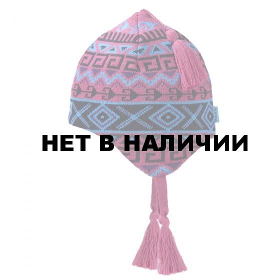 Шапка Kama 2016-17 B64 pink
