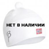Шапки Bjorn Daehlie Hat CLASSIC Flag Snow White Flag (белый)