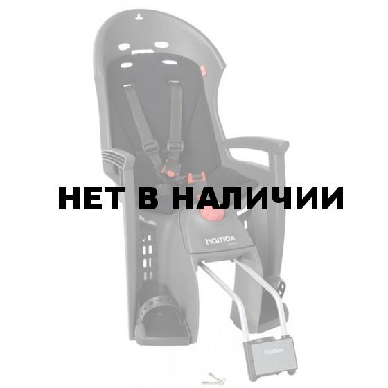 Детское кресло HAMAX SIESTA W/LOCKABLE BRACKET серый/черный