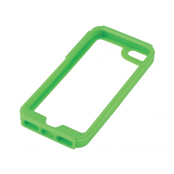 Рамка для телефона BBB 2015 smart phone mount Sleeve Patron I5 green (BSM-31)