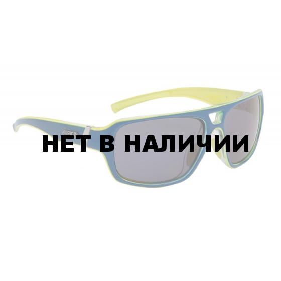 Очки солнцезащитные ALPINA 2015-16 SPORT STYLE YUKO blue-yellow transparent