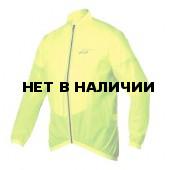 Велокуртка BBB Rainjacket BaseShield neon yellow (BBW-148)