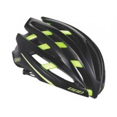 Летний шлем BBB Icarus metalic black neon yellow (BHE-05)