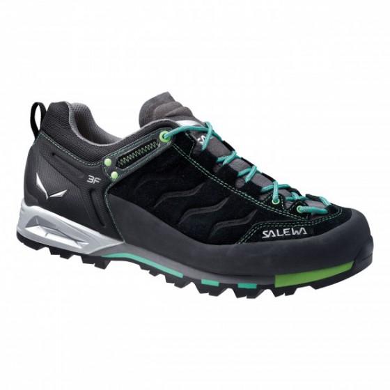 Ботинки для альпинизма Salewa Alpine Approach MS MTN TRAINER GTX Black/Assenzio /