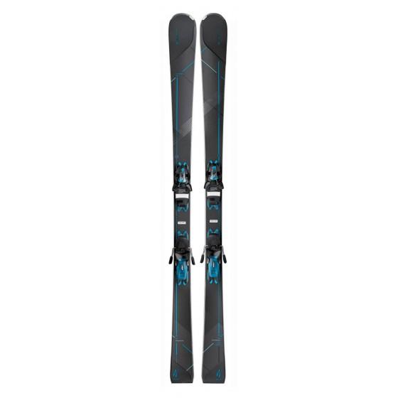 Горные лыжи с креплениями Elan 2016-17 INSOMNIA PS ELW11.0