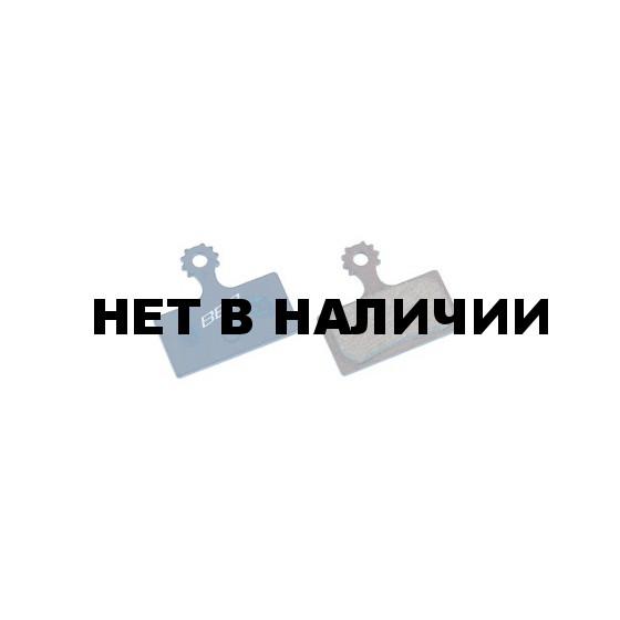 Тормозные колодки BBB Disc DiscStop comp.w/Shimano XTR 2011, XT, SLX 2012 w/spring (BBS-56)