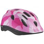 Летний шлем BBB 2015 helmet Boogy camouflage pink (BHE-37)