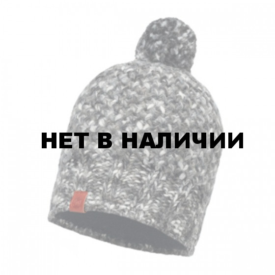 Шапка BUFF 2016-17 LEISURE COLLECTION KNITTED & POLAR HAT BUFF® MARGO GREY
