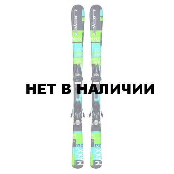 Горные лыжи с креплениями Elan 2015-16 MAXX QT EL 4.5 (110-120)