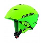 Зимний Шлем Alpina CHEOS two-green matt