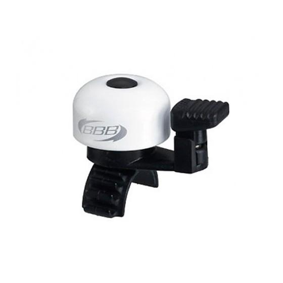 Звонок BBB EasyFit Deluxe white (BBB-14)