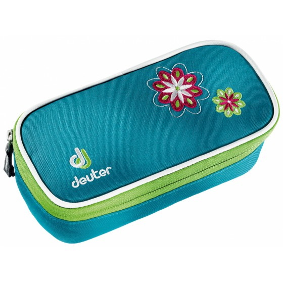 Пенал Deuter 2016-17 Pencil Case petrol flower