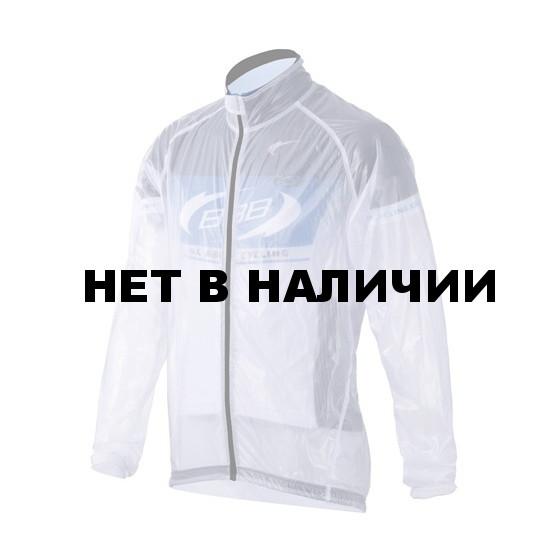 Велокуртка BBB RainShield rain jacket woman semi-transparent (BBW-145)
