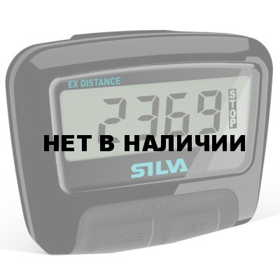 инструкция к шагоме руsilva pedometr ex distance