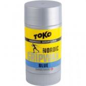 Мазь TOKO Nordic GripWax (синяя, -7С/-30С, 25 гр.)