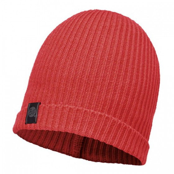 Шапка BUFF 2016-17 KNITTED HAT BUFF® BASIC CORAL-CORAL