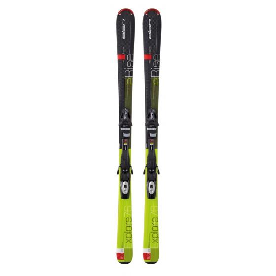 Горные лыжи с креплениями Elan 2016-17 EXPLORE ERISE 76 TRACK ESP 10