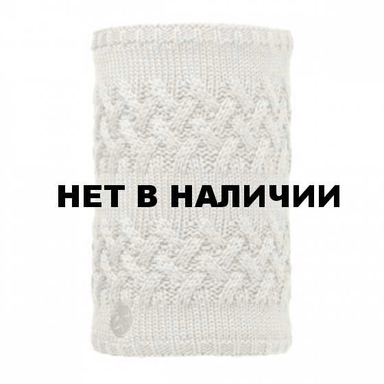 Шарф BUFF 2016-17 SKI CHIC COLLECTION KNITTED & POLAR NECKWARMER BUFF® SAVVA CREAM